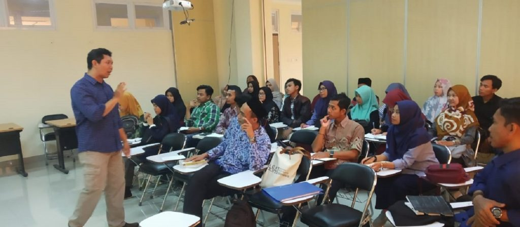 Diskusi eLSAA #2: Mas Rohman, M.A.